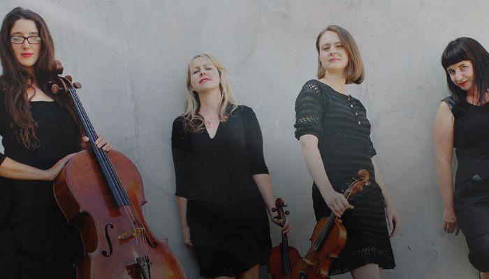 String Quartet Newcastle